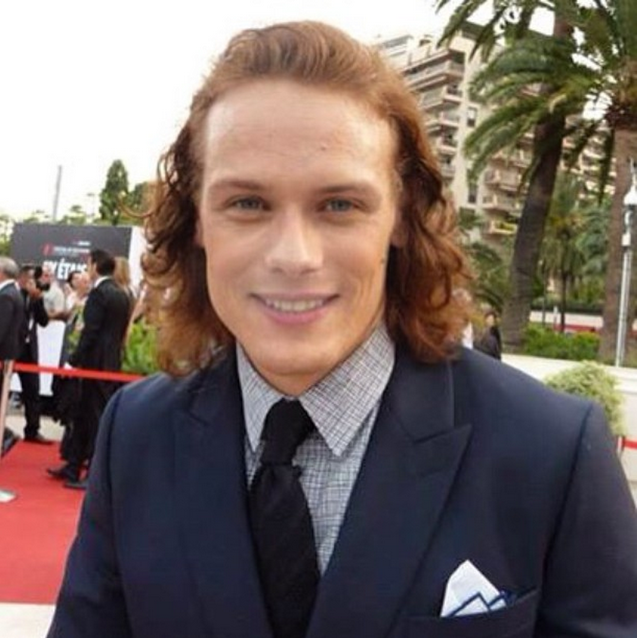 Screen Shot 2015 04 02 At 1 43 06 Pm: Sam At The Monte-Carlo TV Festival (Master Post)