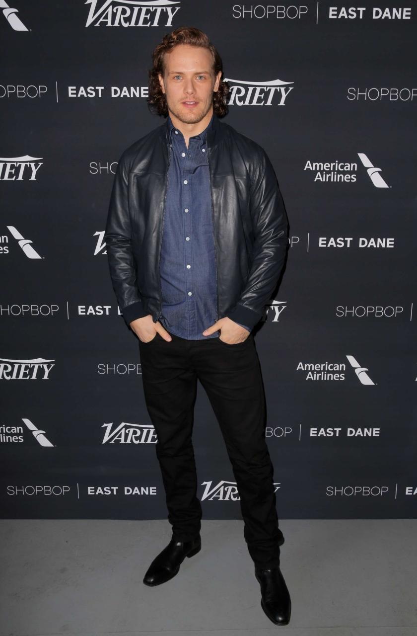Variety Studio: Actors on Actors, Los Angeles, America - 02 April 2016