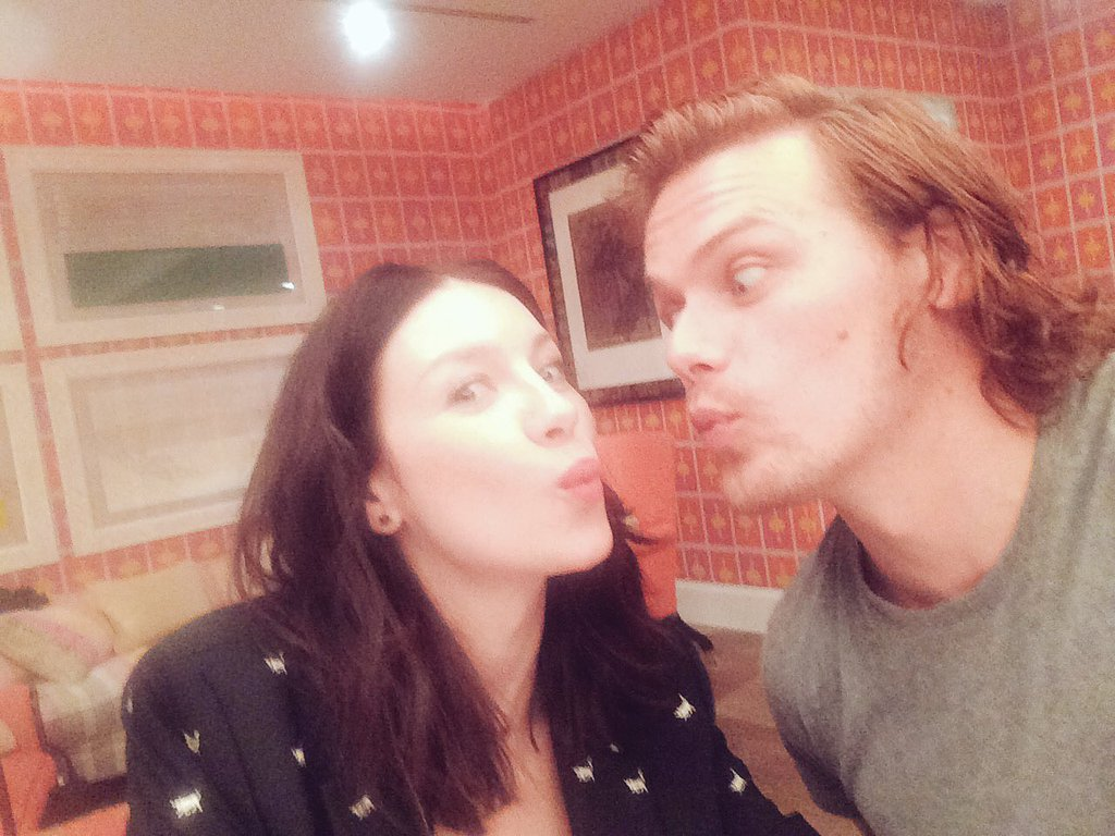 sam and cait shippers