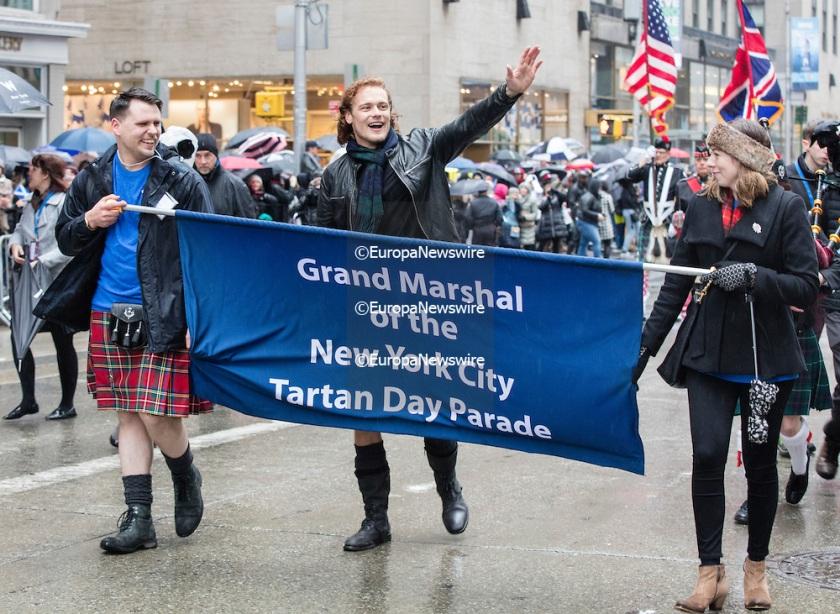 NY: Tartan Day Parade 2016