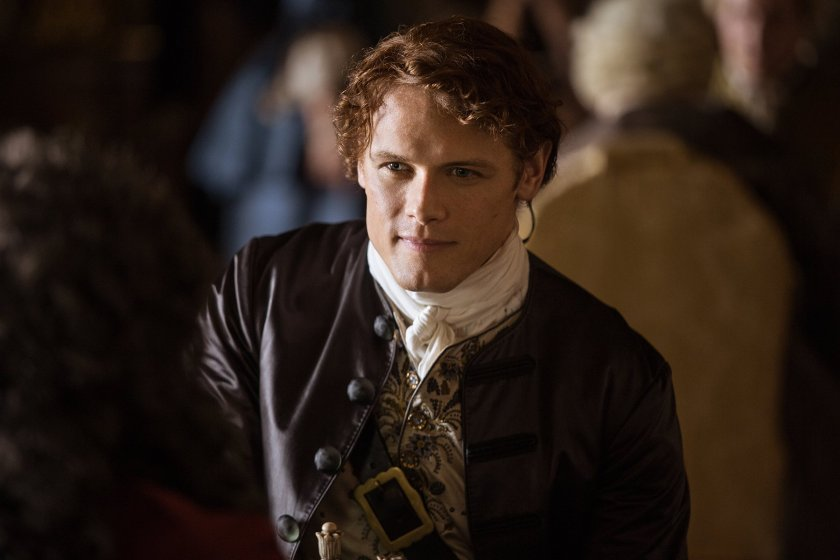 Sam-Heughan-as-Jamie-Fraser-Episode-203