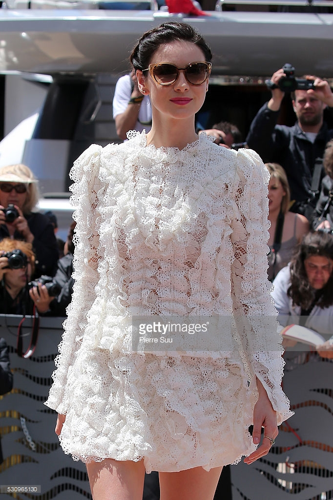 <> on May 12, 2016 in Cannes, .