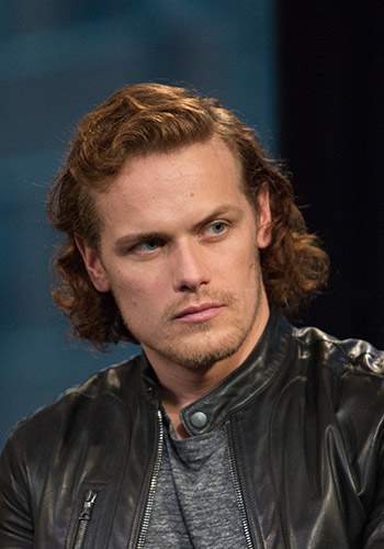 """AOL Build Speakers Series - Caitriona Balfe And Sam Heughan, ""Outlander"""""