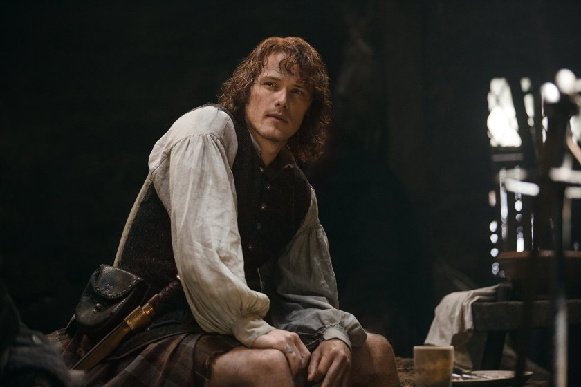 Sam-Heughan-as-Jamie-Fraser-Episode-209
